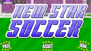 New Star Soccer Full Gameplay Walkthrough