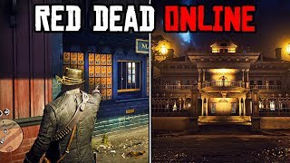 Red Dead Online Q&A - HEISTS, PROPERTIES, NEW DLC CONTENT & MORE! (Red Dead Online DLC Discussion)