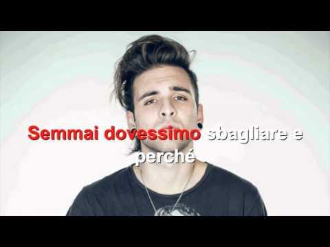 Alessio Bernabei - Noi siamo infinito -...