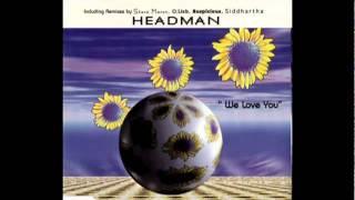 Headman - We Love You (Suspicious Mix) (1995)