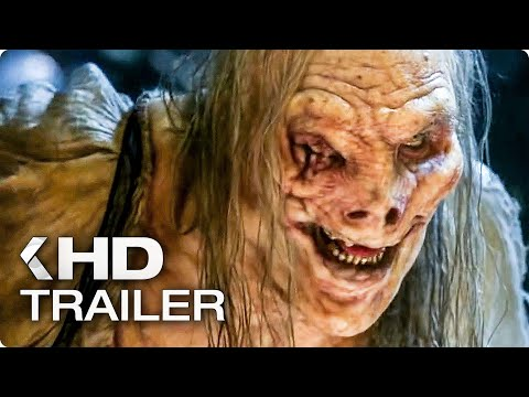 HELLBOY All Clips & Trailers (2019)