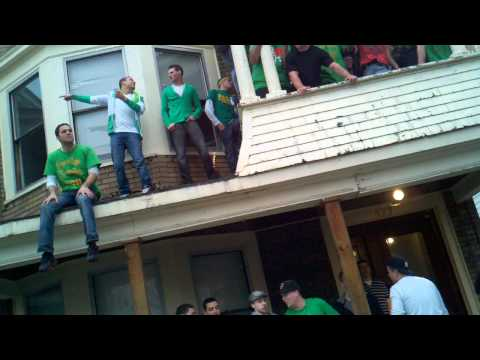 Terry O'Donnell Kiss 102.3 - WATCH: U-Albany's Most Epic Party Ever