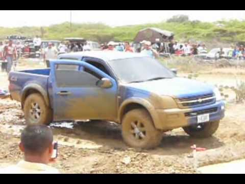 Chevrolet Luv D Max Azul Destreza 4x4 Paraguan 2013 Youtube
