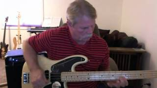 Chuck Berry - Johnny B. Goode - Bass Cover