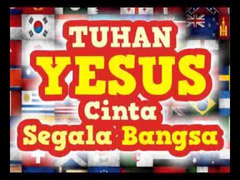 Tuhan Yesus Cinta Segala Bangsa - Praise Party - Diaspora Kids
