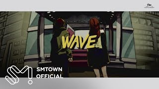 station r3hab x f amber luna wave music video