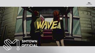 [STATION] R3hab X f(AMBER+LUNA) X Xavi&Gi_Wave_Music Video