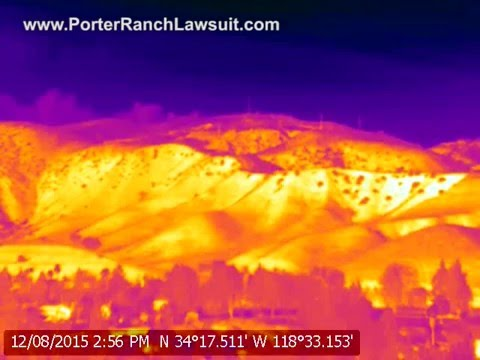 Porter Ranch SoCalGas Blow Out Video