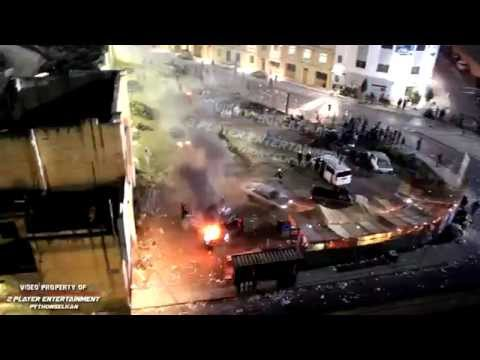 13 Hours: The Secret Soldiers of Benghazi - Behind The Scenes of the Car Chase Scene (Malta)