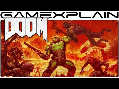 Doom for Nintendo Switch Release Date Announced!
