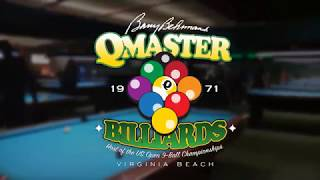 Q-Master Billiards (Why do you come?)