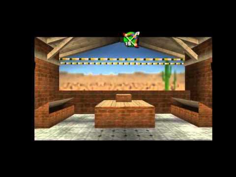 Ocarina of Time glitch exhibition