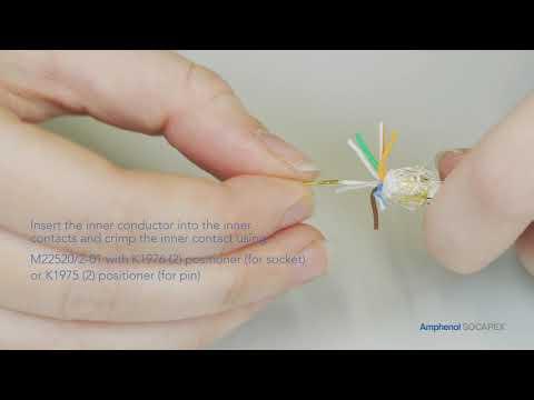 Contact Octomax 1G26 - Termination procedure