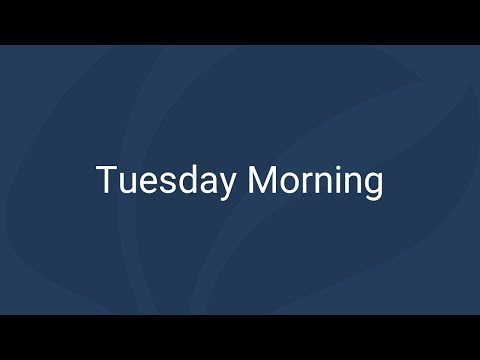 Tuesday Morning | Free Church of Scotland General Assembly 2