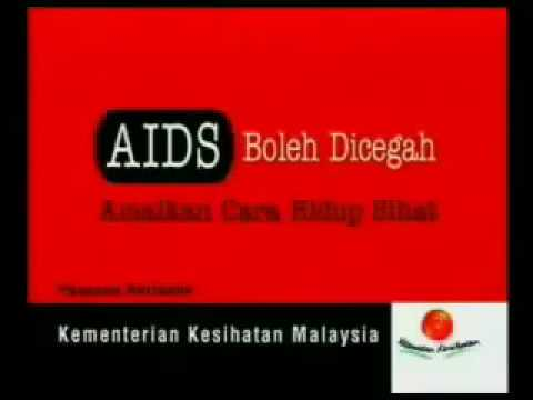 AIDS Iklan  TVC  Commercial 1992 directed by David R. Ellis