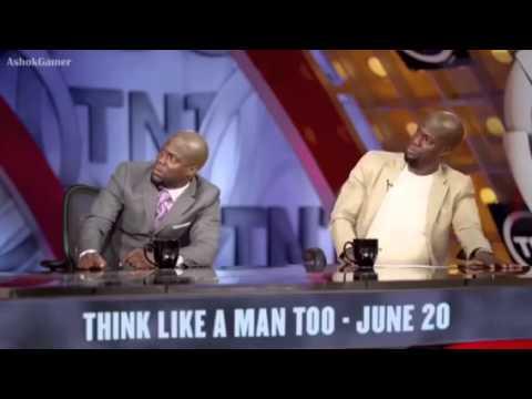 Kevin Hart Inside The NBA Parody & Kenny