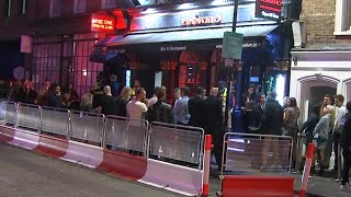 video: Nationwide curfew 'obvious next step if new coronavirus restrictions fail'