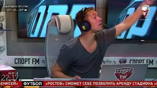 Дмитрий Востриков в гостях у Двойного удара. 16.07.18.