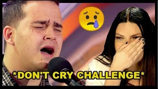 Top 3 *DON'T CRY CHALLENGE* 2018 WORLD WIDE!