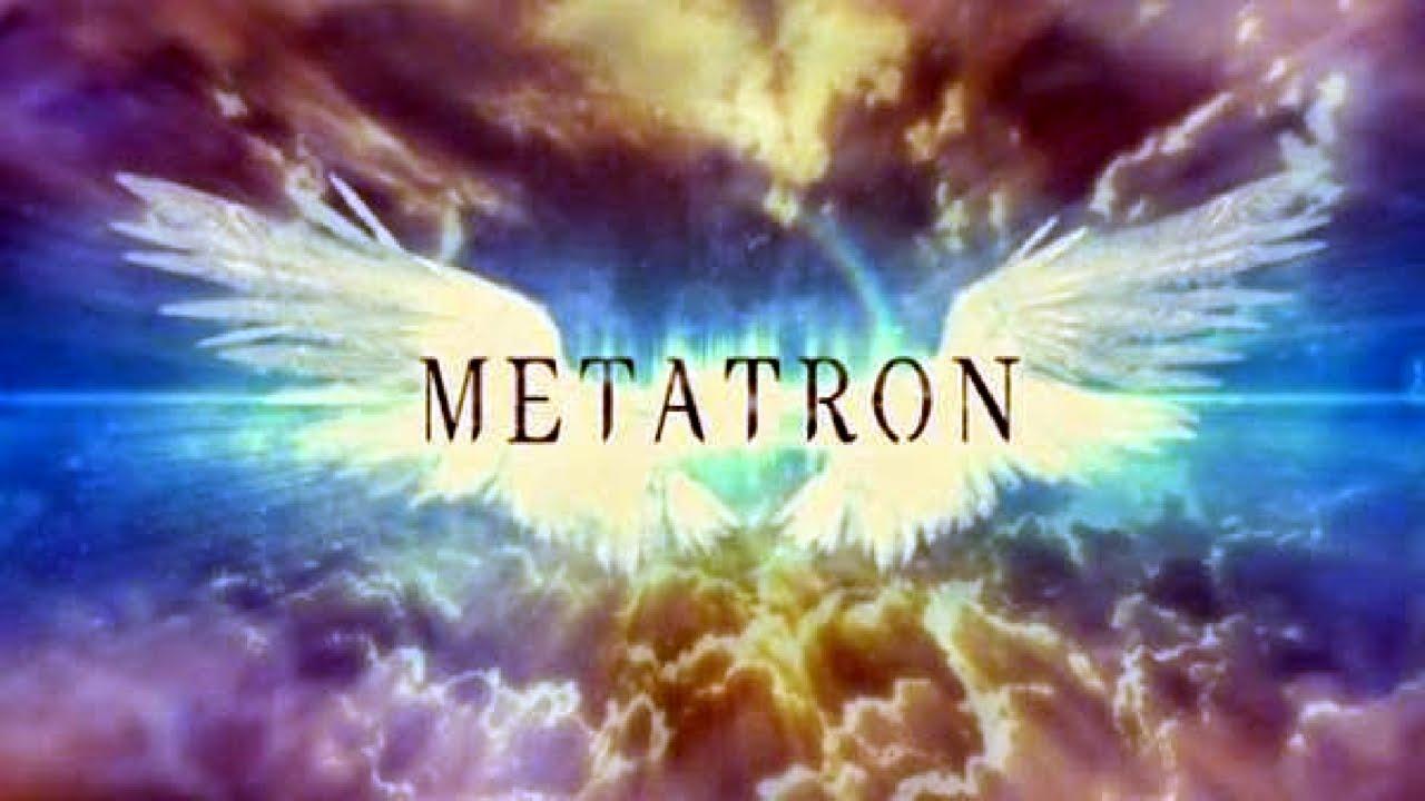 Resultado de imagem para arcanjo metatron