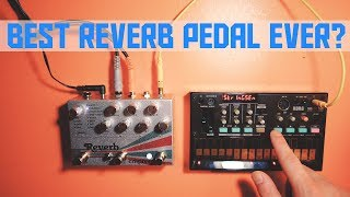 Empress Reverb - Best Reverb Pedal Ever? In depth, high quality tests.