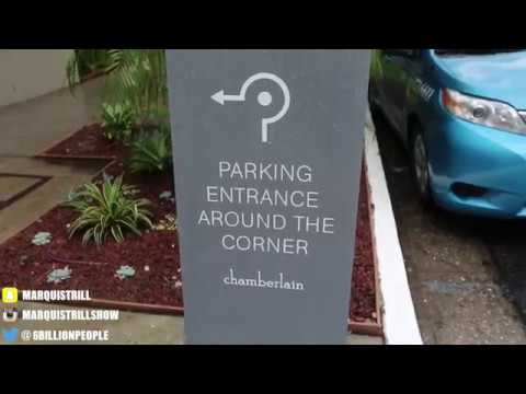 Chamberlain West Hollywood Hotel Review | MarQuis Trill