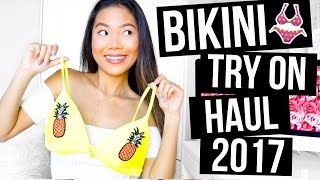 Bikini Try-On Haul 2017 || Cupshe, Andi Bagus & Hollister!