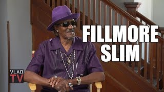 Fillmore Slim on Being 84 and Healthy: The Game Kept Me Like This (Part 1)