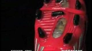 adidas Predator PowerSwerve TRX FG Firm Ground Soccer Shoes