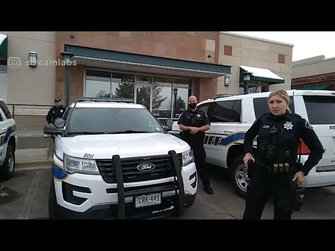 SUPERIOR COLORADO DEPUTIES COPS GETTING OWNED i don't answer questions first amendment audit
