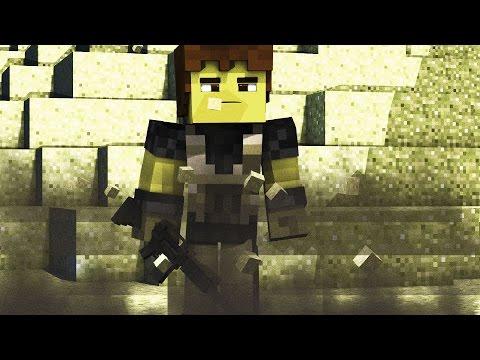 Minecraft Battlefield - Nuke On The Battlefield !? ( Minecraft Roleplay #2 )