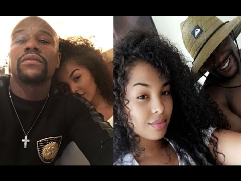 Floyd Mayweather & His 19 year Old Girl Romance Still Strong