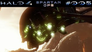 HALO 4: SPARTAN OPS | #005 - Abreise: Core | Let's Play Halo The Master Chief Collection