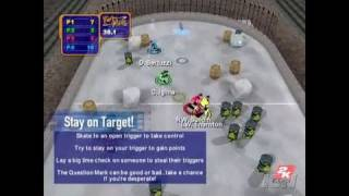 NHL 2K6 PlayStation 2 Gameplay - Mini-Games