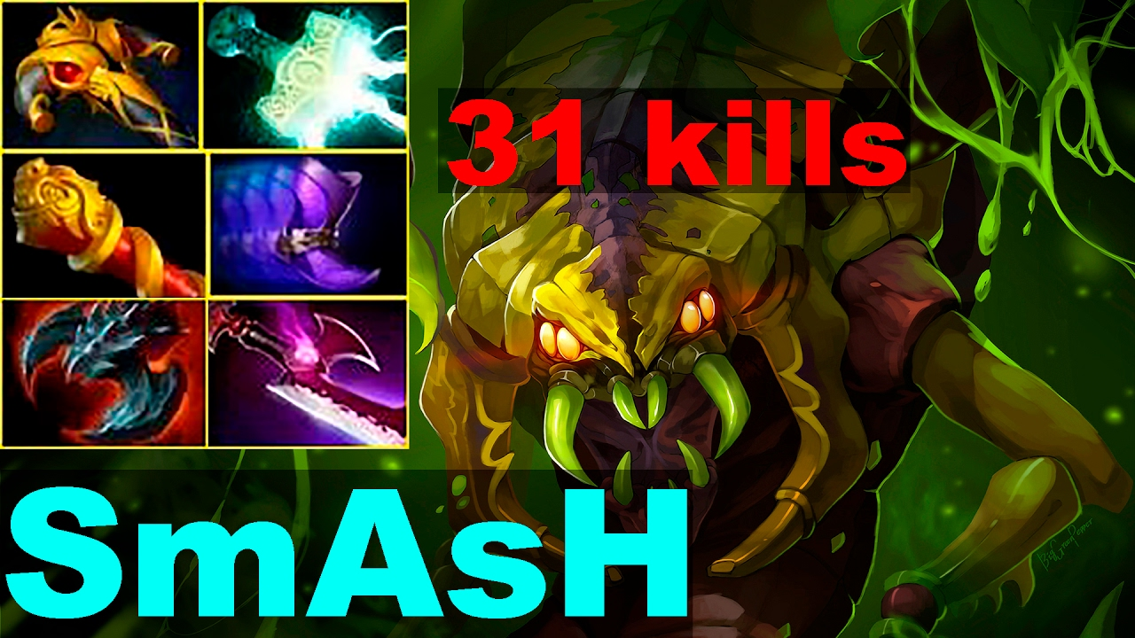 smash venomancer carry best item build pro gameplay