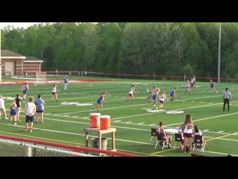 Mountain View vs Stafford High Girls Lacrosse 04282017
