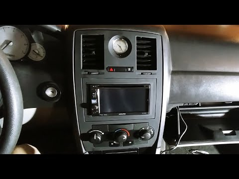 2005-2010 Chrysler 300, IVE-W530 Install
