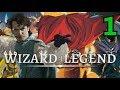 QUELLE EST CETTE SORCELLERIE ?!? -Wizard Of Legend- Ep.1 avec Bob Lennon & Jehal
