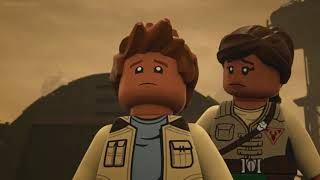 Lego Star Wars Free Fall Part 3 - Lego Star Wars HD