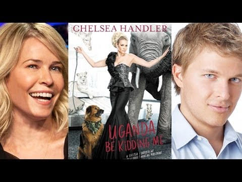 Chelsea Handler In Conversation with Ronan Farrow