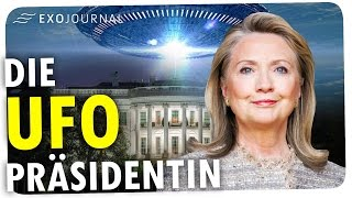 Die UFO-Präsidentin Hillary Clinton | ExoJournal