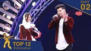 مرحلۀ اعلان نتایج ۱۲ بهترین- فصل پانزدهم ستاره افغان / Top 12 Elimination- Afghan Star S15 - Part 02