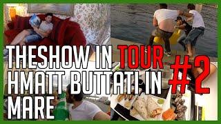 Hmatt Spinti Giù dal Molo di Trieste - THESHOW IN TOUR #2 [Trieste] - deSciò