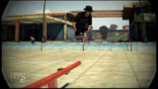 Skate 2 - Dope Hats