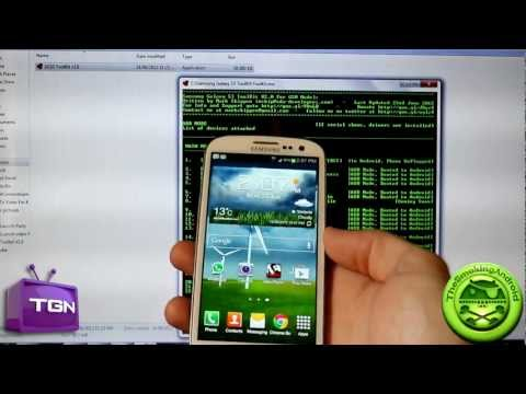 Beginners Guide To Rooting The Samsung Galaxy S3 I9300