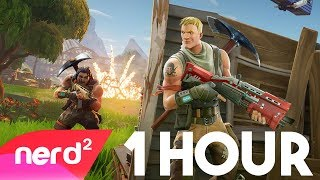 Fortnite Song | Last One Standing | [1 Hour Version] #NerdOut! ft Ninja [Battle Royale]