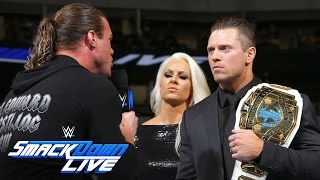 In the wake of The Miz's outburst on Talking Smack, The Showoff loo...