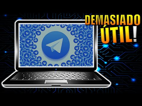 Cómo INSTALAR y CONFIGURAR Telegram para PC 💙   Telegram WEB cómo funciona❓  Telegram de ESCRITORIO💻
