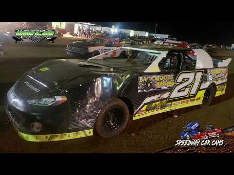 #21 Trace Underwood - Pure Pony - 9-2-18 Duck River Raceway Park - In Car Camera
