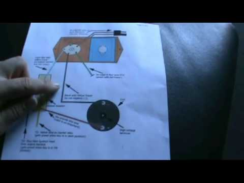 Mopar Performance Ignition Wiring Diagram Of Split Type Aircon 1964 Plymouth Valiant Electronic Conversion Youtube